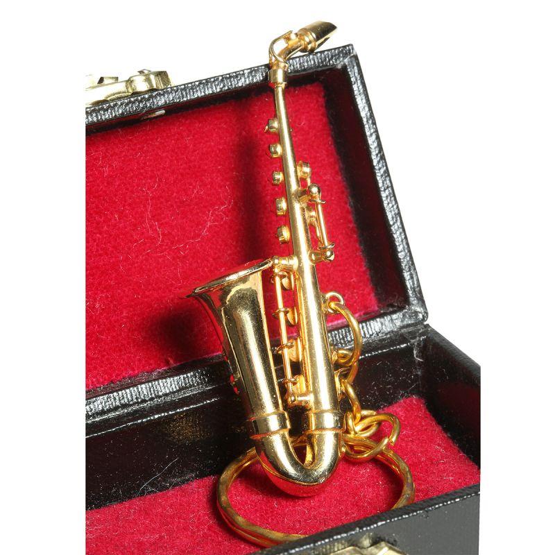Keyring - Saxaphone 7cm