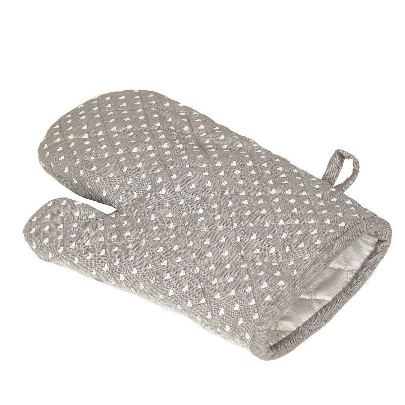 Grey Oven Glove