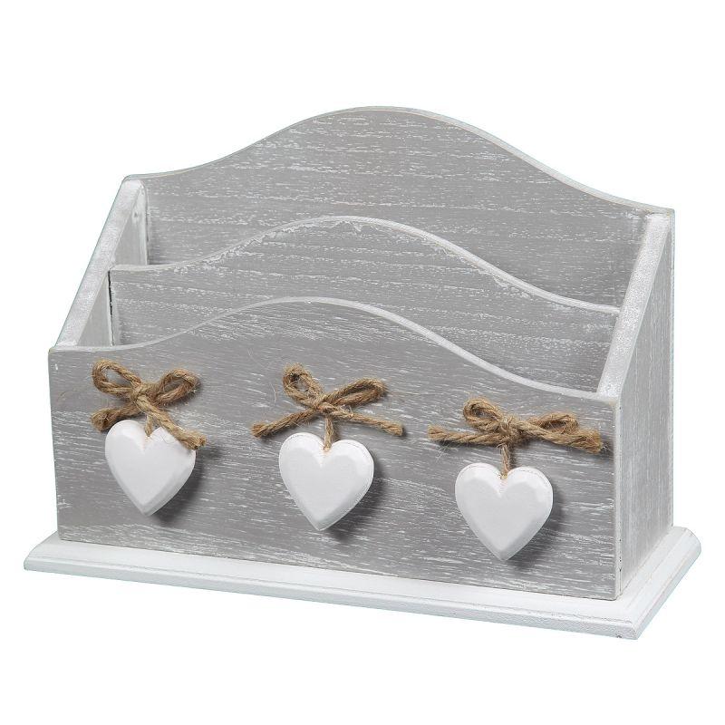 Heart Letter Rack 24cm