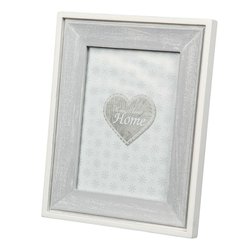 Grey Photo Frame 25x20cm