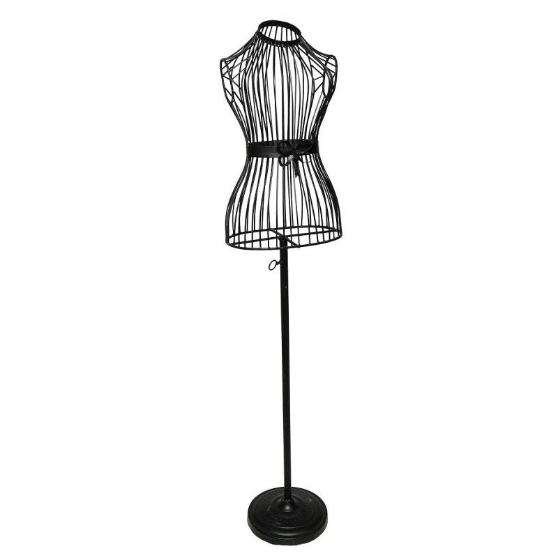 Mannequin Antq Black150cm