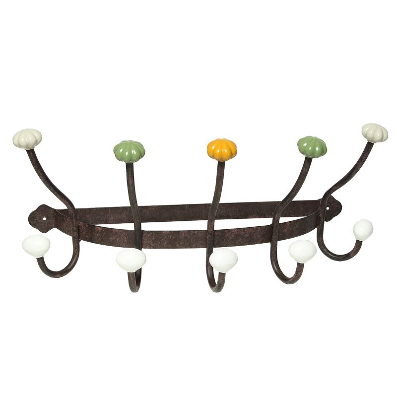 Hooks with Ceramic 43cm