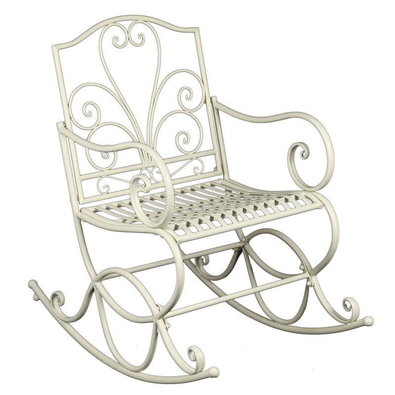 Rocking Chair - White