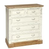 Country 2/3 Drawers 80cm