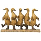 Dancing Ducks