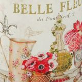 Fleur Small Metal Watering Can