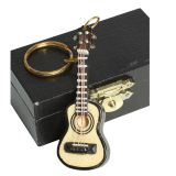 Keyring - Light Guitar 7cm