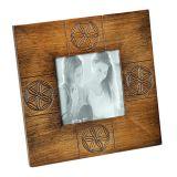Wooden Photo Frame 13x13cm