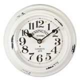 Kensington Metal Wall Clock 21cm