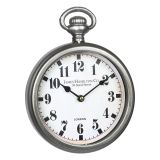 Wall Pocket Watch Clock