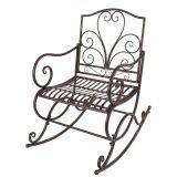 Rocking Chair - Antq Brown